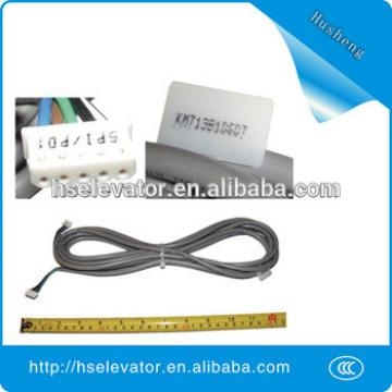 kone elevator cable KM713810G07,kone elevator flat cable