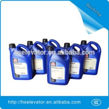elevator gear oil, lift oil, elevator oil
