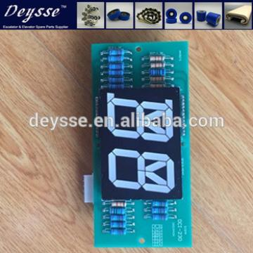 SIGMA Elevator PCB DCL-230 /DCI-230 Display