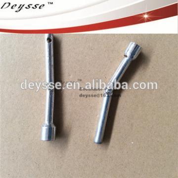Elevator Parts Type Elevator Triangle Key door key for Mitsubishi Toshiba, Sigma Lift