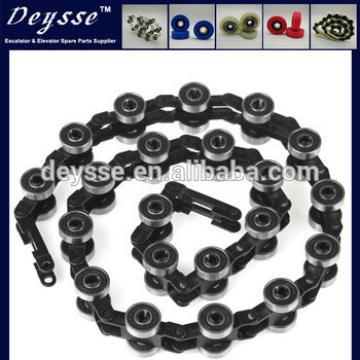 KONE New type Escalator Handrail Newel Chain 22Joints/set 40 bearing/set