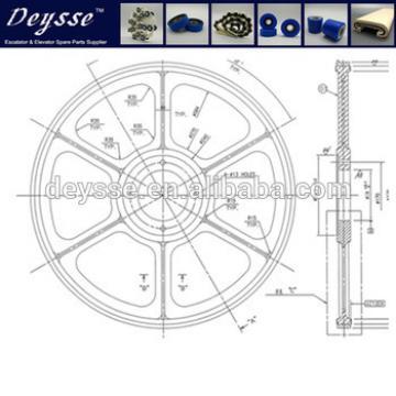 Hyundai Escalator Friction wheel 685*35mm