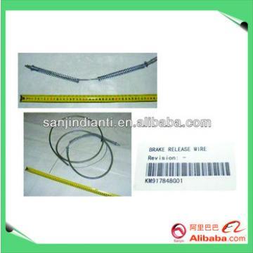 KONE elevator wire KM917848G01 elevator wire rope, elevator steel wire rope