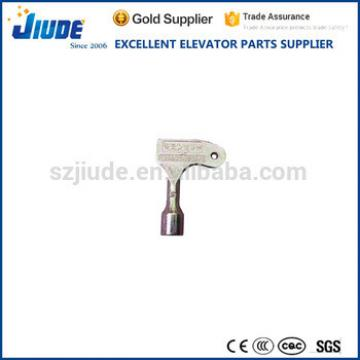 Selcom type safety parts triangle emergency key for lift