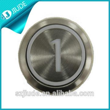 Automatic Sliding VVVF Kone Push Button Elevator