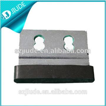 Mitsubishi lift spare parts for bottom shoes