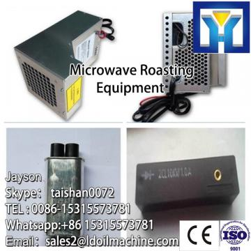 tunnel continuous conveyor belt type microwave egg tray dryer