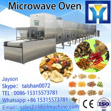 Industrial tunnel type microwave sterilization machine for oral liquid with CE certificate