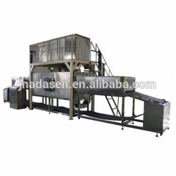 New products microwave defrosting machine for pork