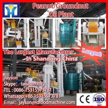 High yield peanut oil extractor machine
