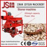 1500 - 2000kg / h Peanut Cleaning Machine / Peanut Destone Machine