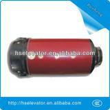 Mitsubishi gearless elevator motor, gear motor for elevator, elevator gear motor
