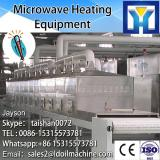 tunnel type cashew nuts microwave roasting/baking/dryer machine