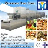 New apple slices microwave drying sterilization machine