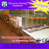 Customized belt type microwave drying heating sterilization machine