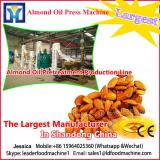 almond Improved integrated mini screw oil press