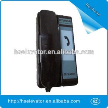 Hyundai elevator interphone, elevator parts interphone