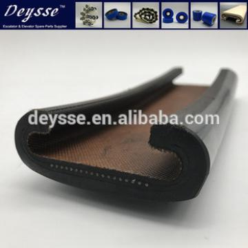 Escalator Handrail belt for Schindler Asia Supplier Black color