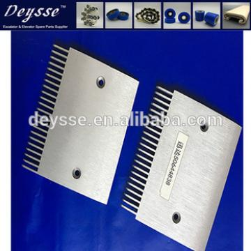 Schindler Escalator Comb Plate 50644838 50644839