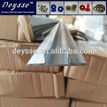 Hyundai Escalator Handrail Guide Rail Aluminium