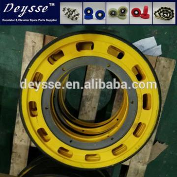Hyundai 587*30 friction wheel thickening type escalato, friction wheel