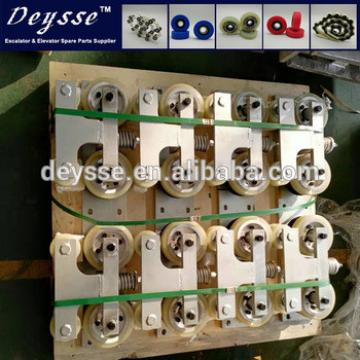 Hyundai Escalator Roller set Escalator Spare parts factory
