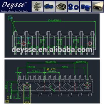 Hyundai Escalator Demarcation Line 645B032H03 C2-AL Step-9.125*15Tooths