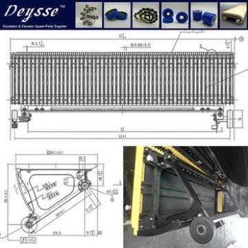 Hyundai Escalator SUS STEP C64500004G01 TJ600SX-Q) Stainless steel