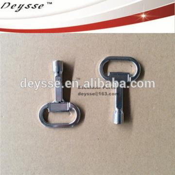 Elevator Parts Type Elevator Triangle Key door key