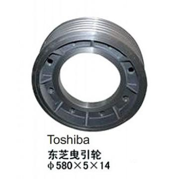 Toshiba Elevator Parts:Traction Wheel