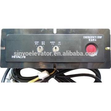 Stop Key Operation Panel for Hitachi Escalator