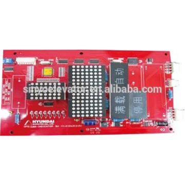 Display Board OPB-CAN-INDICATOR For HYUNDAI Elevator parts