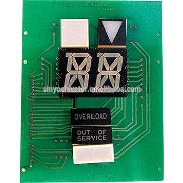 Display Board COLTD12SEG For HYUNDAI Elevator parts