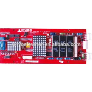Display Board HPID-CANV3.2 For HYUNDAI Elevator parts