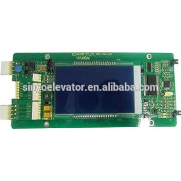 Display Board HIPD-CAN-LCD For HYUNDAI Elevator parts