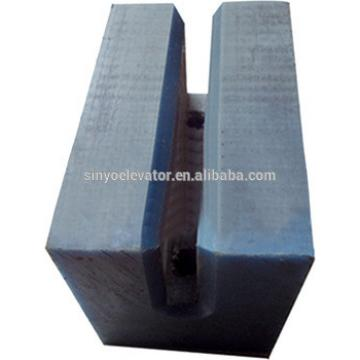 Guide Shoe Insert For HYUNDAI Elevator parts