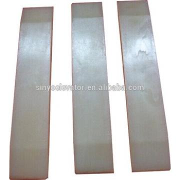 Guide Shoe Insert 120 X 22 X 6 For HYUNDAI Elevator parts