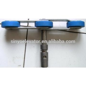 escalator 506NCE step chain:Chain for 506 Pitch Line:135.47 OD Of Roller:OD76.2