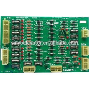 PC Board For LG(Sigma) Elevator DOP-130