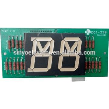 Display Board For LG(Sigma) Elevator DCI-230