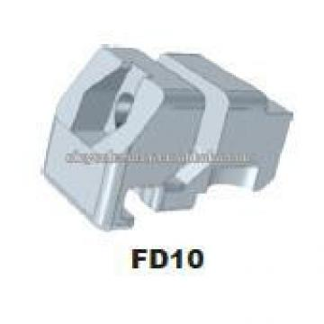 Aluminium Cable Fastener Assembly For Fermator Elevator parts 00AL.00000
