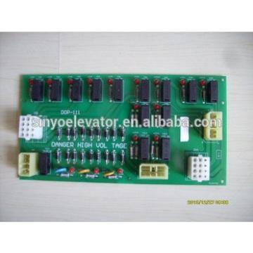 LG-Sigma Elevator Parts:PCB DOP-111