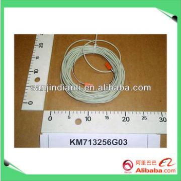 KONE control cable for elevator KM713256G03 flat elevator cable, elevator power cable