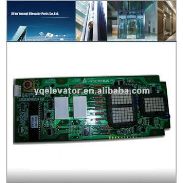 LG Elevator display board DCM-102 LG card