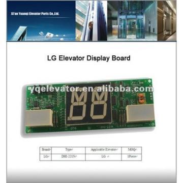 LG elevator display board DHI-221N, lg elevator