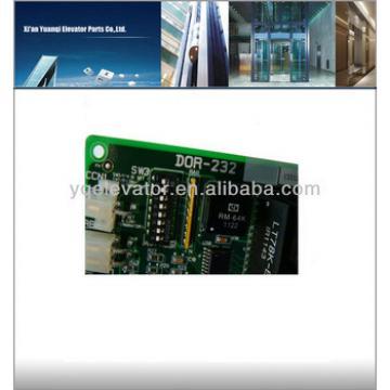 LG Elevator pcb board DOR-232 AEG13C080