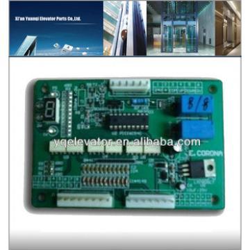 Elevator signal board, elevator display board, elevator circuit board