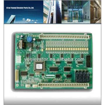 elevator Car communications board, elevator car control board, electronic communication board