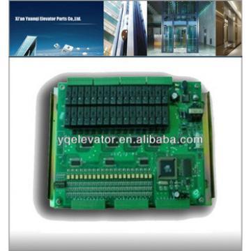Elevator expansion board, elevator accessories, elevator controller