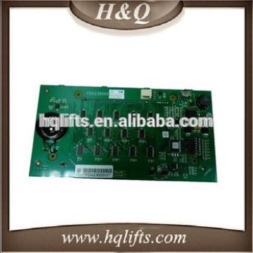 Elevator Parts Elevator PCB HPI13-FDA23600V1,Electronic Panel For Lift
